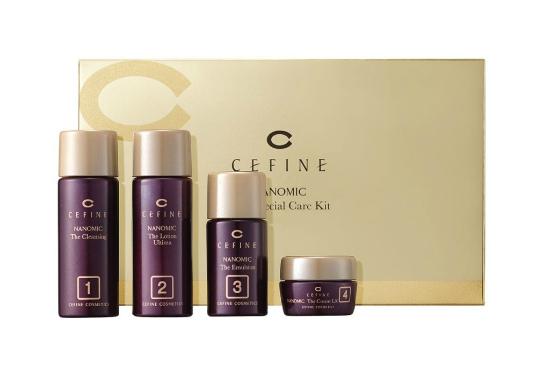 CEFINE - средства для красоты от несравненной японской марки