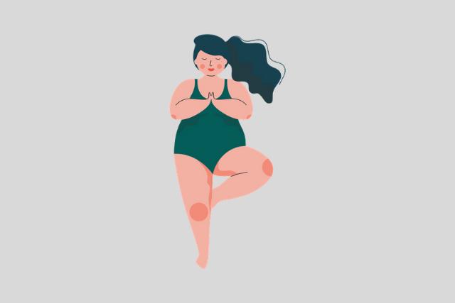 Четыре мифа о наборе веса во время менопаузы