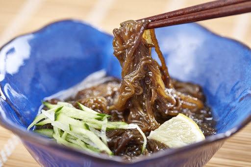 Модзуку - уникальные водоросли Окинавы для вашего здоровья и долголетия