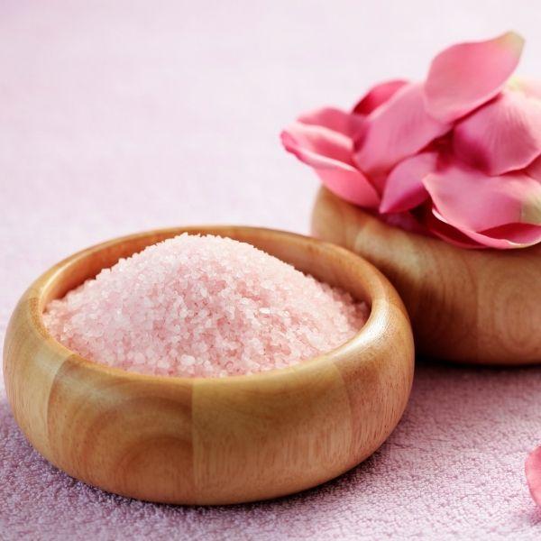 розовая соль
