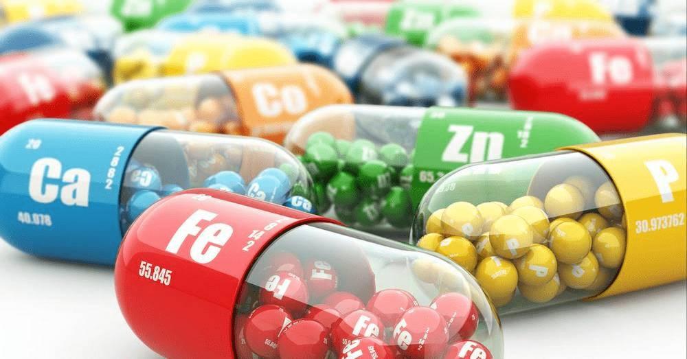 Значение минералов для здоровья человека