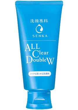 foam makeup remover from shiseido