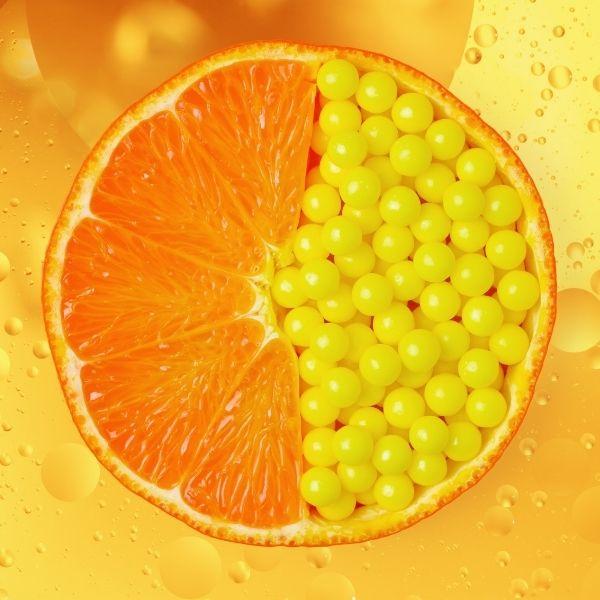 orange and tablets