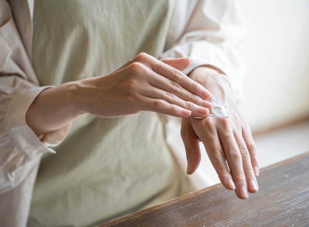 крем для рук использование