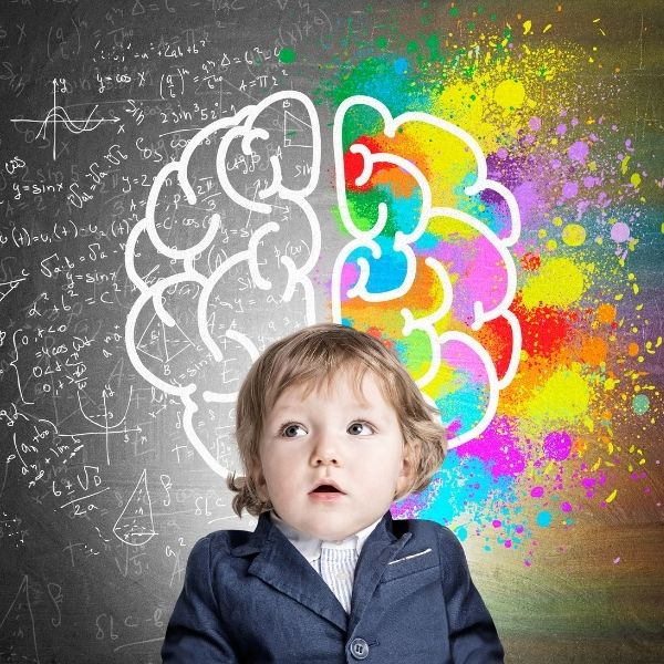 kid's brain