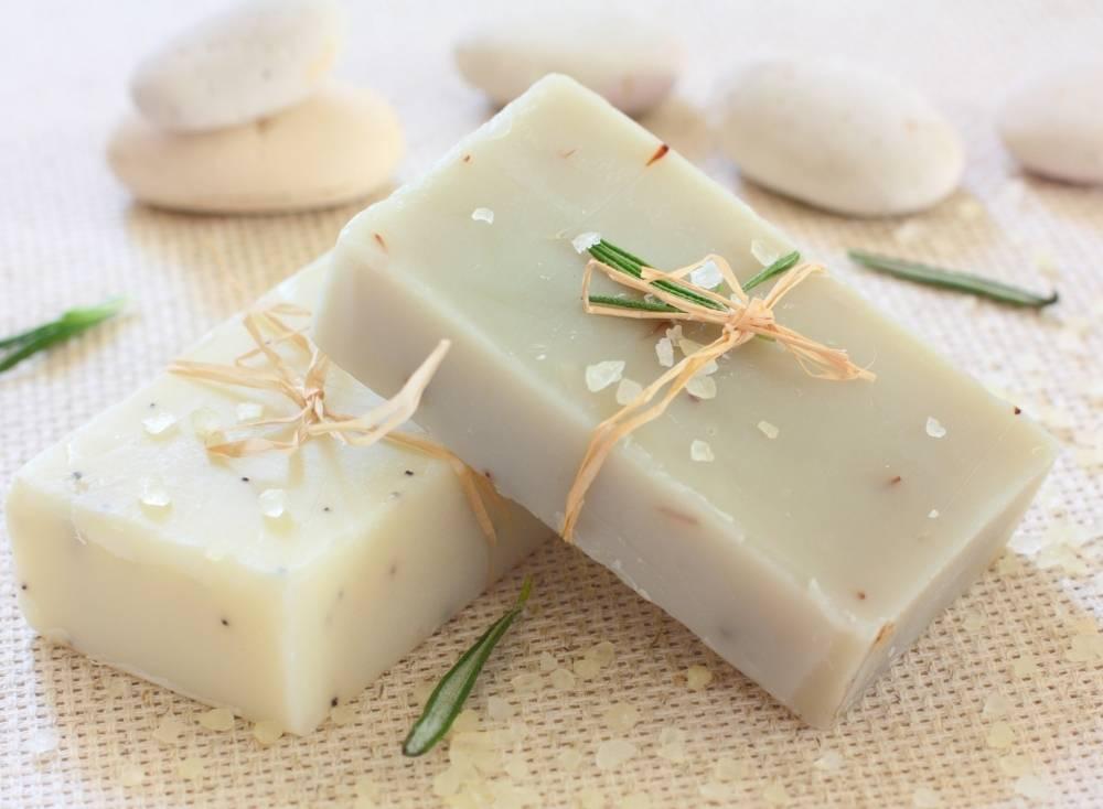 натуральное японское мыло
