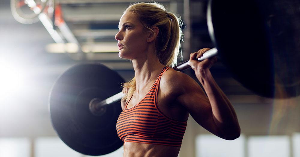 тренировка для роста мышц