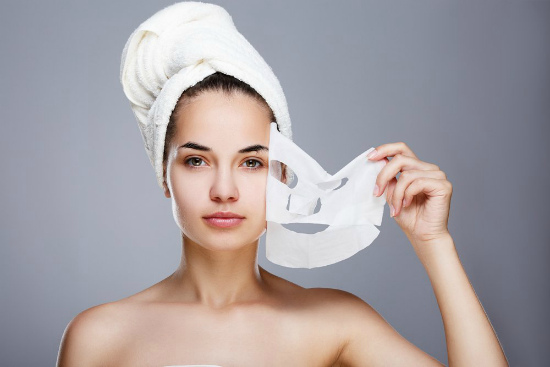 Японские маски для лица — когда нет предела совершенству