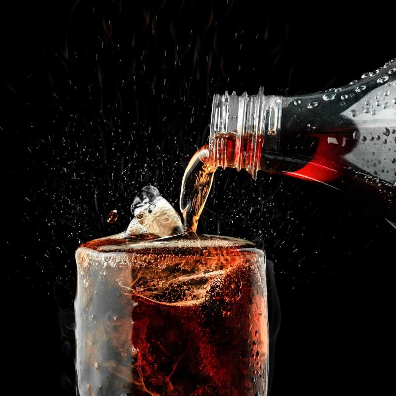 sweetened drink