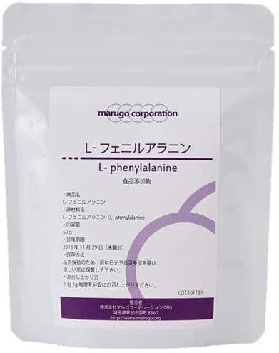 L-фенилаланин Marugo L-phenylalanine