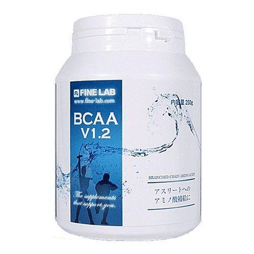 Комплекс аминокислот для повышения эффективности тренировок Fine Lab BCAA V1.2