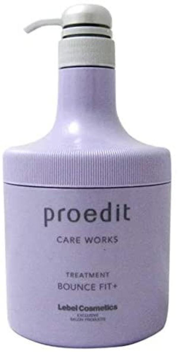Интенсивно восстанавливающая маска для поврежденных волос Lebel Care Works Proedit Treatment Bounce Fit+