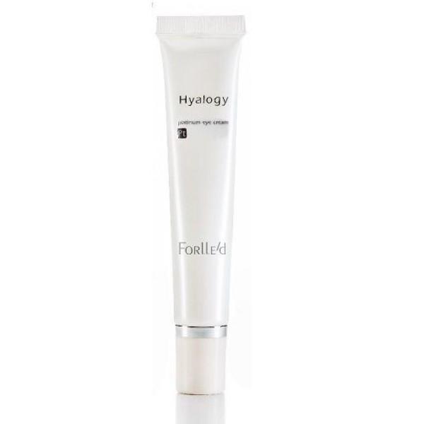 Крем для кожи вокруг глаз Hyalogy Platium eye cream