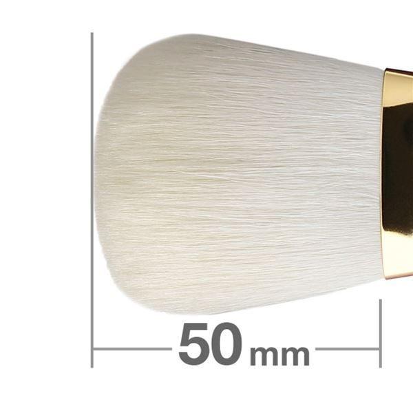 Универсальная кисть HAKUHODO  Finishing Brush Round & Flat S101