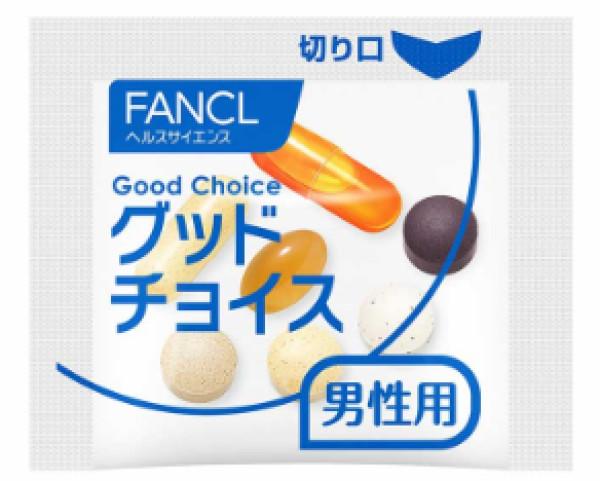 Витаминный комплекс FANCL для мужчин от 40 лет