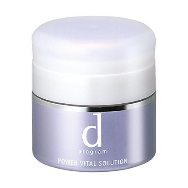 Отбеливающий крем для лица Shiseido D Program Power Vital Solution
