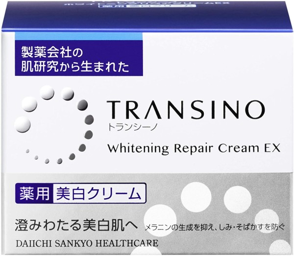 Отбеливающий ночной крем TRANSINO Whitening Repair Cream