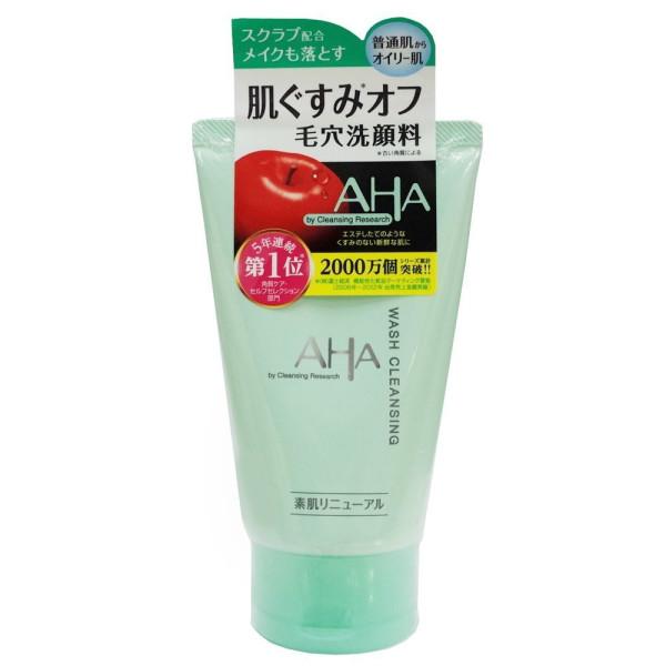 Пенка - скраб для лица АНА WASH CLEANSING