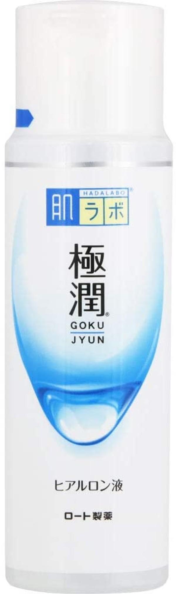 Увлажняющий гиалуроновый лосьон Hada Labo Gokujyun Super Hyaluronic Acid Lotion