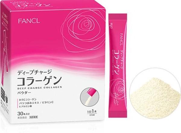 Коллаген - пудра FANCL Deep Charge Collagen Powder