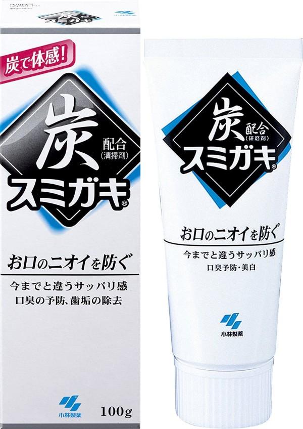 Отбеливающая зубная паста Kobayashi Pharmaceutical Sumigaki