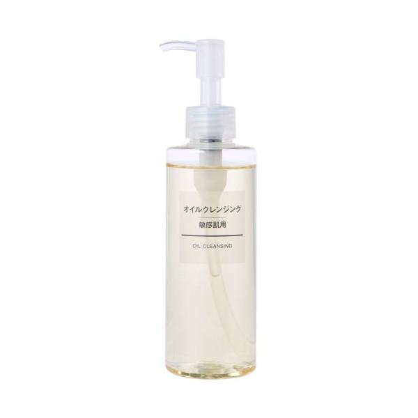 Очищающее масло для чувствительной кожи MUJI Oil Cleansing