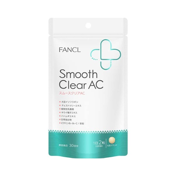 Чистота и молодость кожи Smooth Clear AC FANCL
