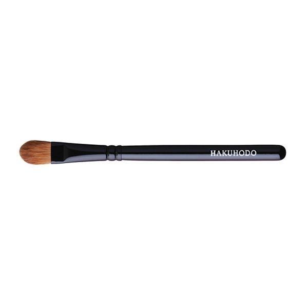 Кисть для консилера HAKUHODO Concealer Brush Round & Flat G539