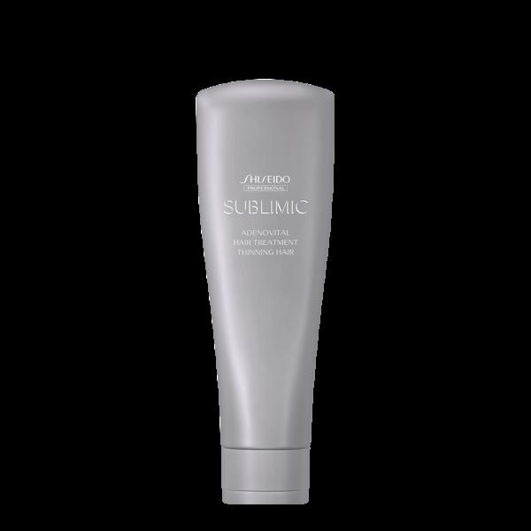 Бальзам для ухода за истонченными, редеющими волосами Shiseido Professional Sublimic Adenovital Hair Treatment