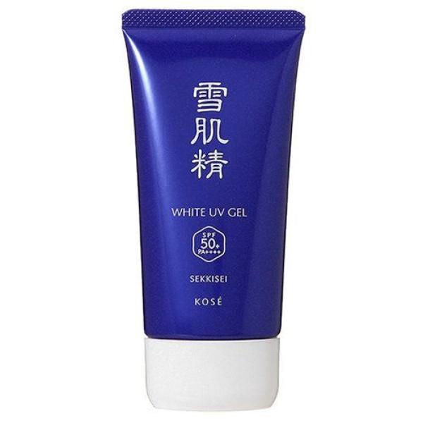 Солнцезащитный крем - гель для лица и тела Sekkisei Sun Protect Essence Gel N SPF50+/PA++++