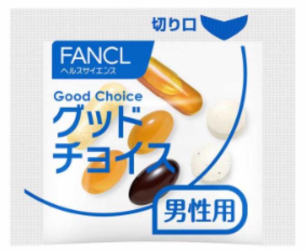 Витаминный комплекс FANCL для мужчин от 50 лет