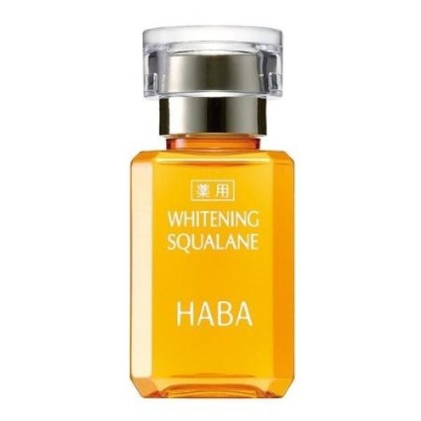 100 % масло сквалана HABA с отбеливающим эффектом