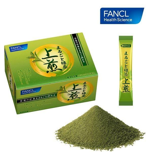 Зелёный чай Fancl