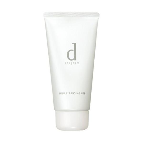 Очищающий гель Shiseido D Program Mild Cleansing Gel