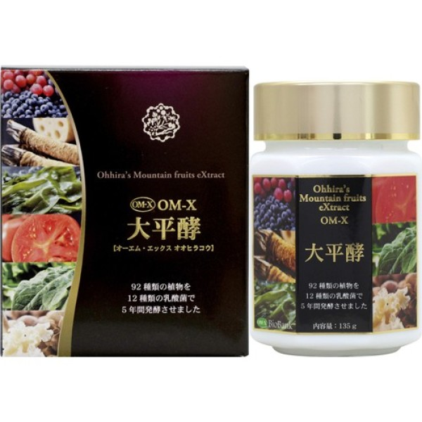 Паста с растительными ферментами OM-X Dr. OHHIRА Great Yeast Live Enzyme