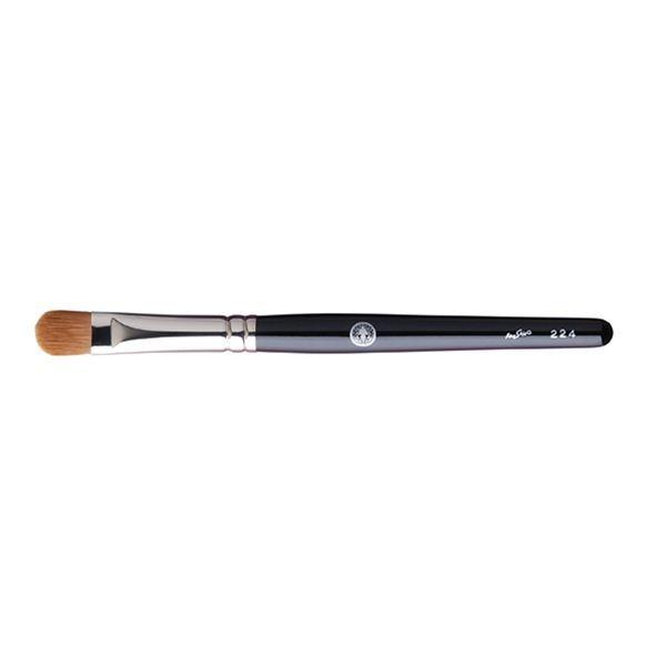 Кисть для теней HAKUHODO Eye Shadow Brush Round & Flat 224