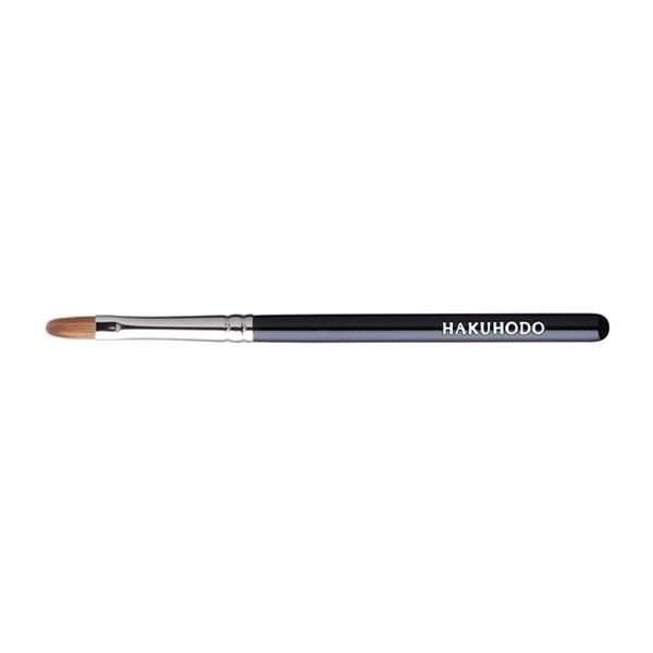 Кисть для губ HAKUHODO Lip Brush Round & Flat B171