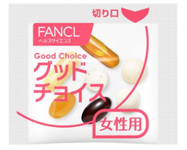 Витаминный комплекс FANCL для женщин от 50 лет