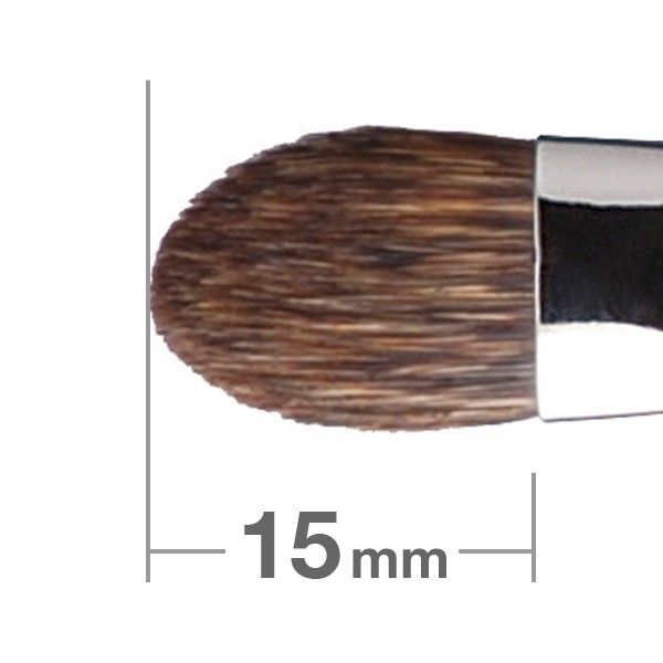 Кисть для теней HAKUHODO Eye Shadow Brush Round & Flat 227