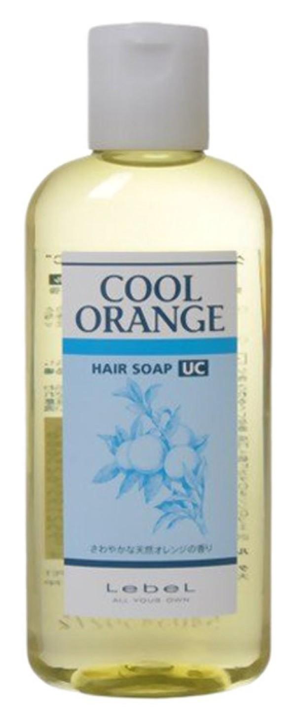 Шампунь для волос LEBEL COOL ORANGE HAIR SOAP ULTRA COOL
