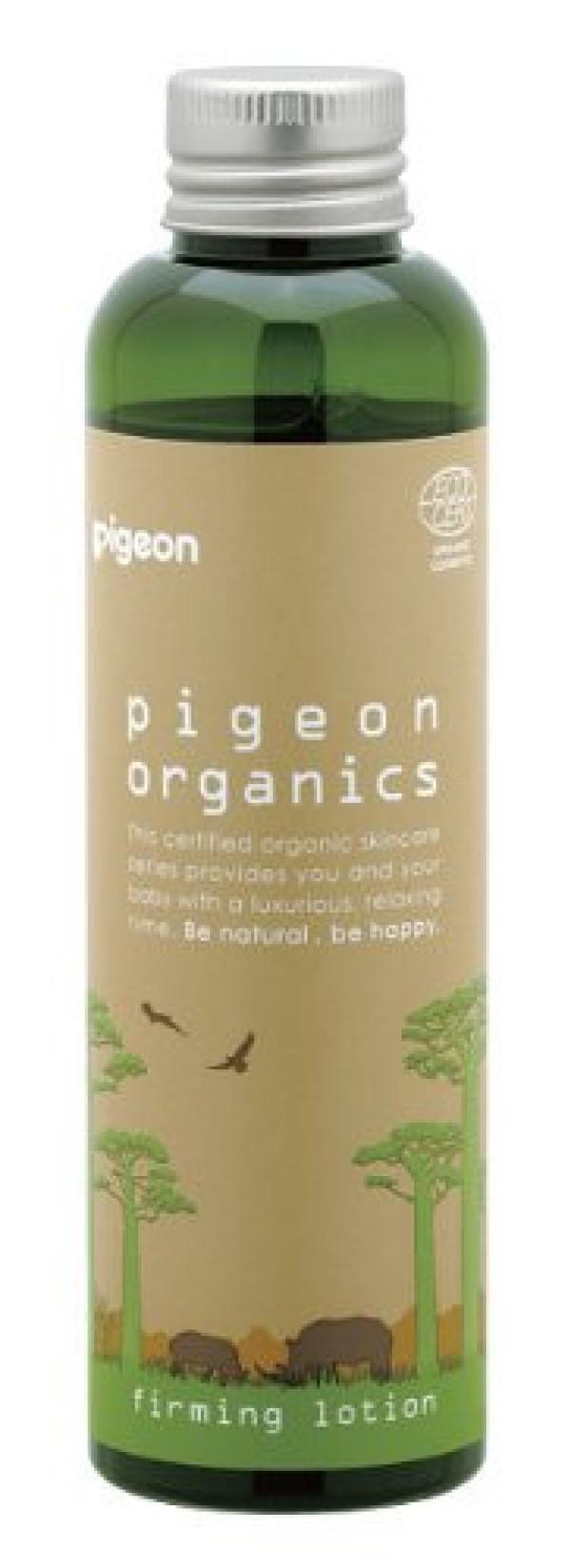Детский лосьон Pigeon Organics firming lotion