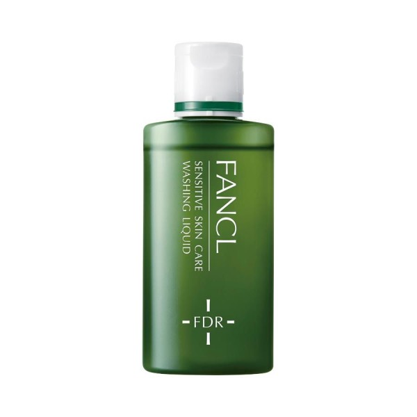 Жидкость для умывания FANCL FDR SENSITIVE SKIN CARE WASHING LIQUID