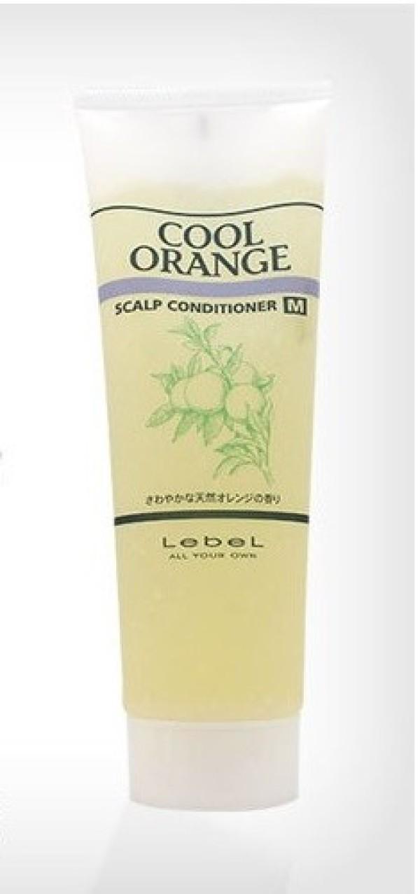 Кондиционер - пилинг для сухой кожи головы LEBEL COOL ORANGE SCALP CONDITIONER M