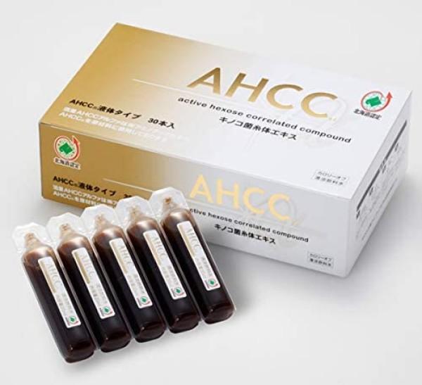 Питьевой иммуномодулирующий препарат Katsuri AHCCα Liquid Type