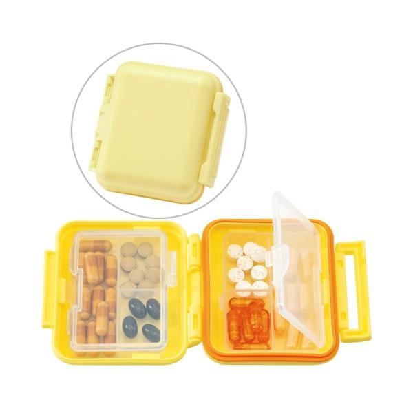 Контейнер для витаминов FANCL Pill Box