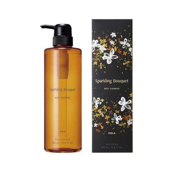 Гель для душа POLA Sparkling Bouquet Body Shampoo