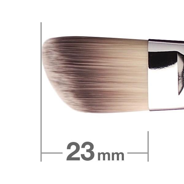 Кисть для консилера HAKUHODO Concealer Brush Angled J4005