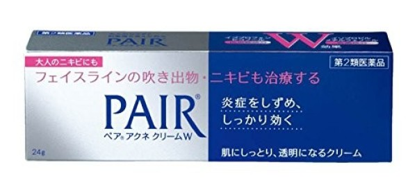 Лечебный крем от акне LION Pair Acne Cream W 24 гр