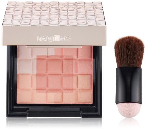 Румяна Shiseido Maquillage Dramatic Mood Veil