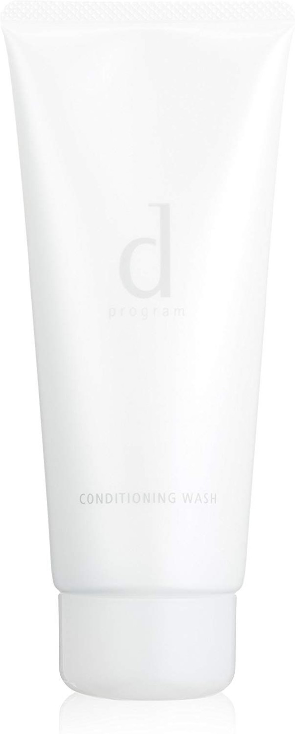 Кондиционирующая пенка для умывания Shiseido d program Conditioning Wash